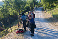 A group of Hungarian photographers taking photo of Tuscan hills (5771496115).jpg