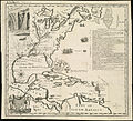 A new map of the country of Louisiana and of ye river Missisipi in North America discoud by Mons. de la Salle in ye years 1681and 1686 as allso of several other rivers before unknown and falling into ye Bay of St. Lewis (4584052832).jpg