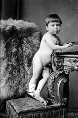 A nude child (Jones)