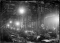 A railway workshop, possibly at Hutt Railway Workshops, Woburn ATLIB 313197.png