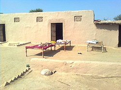 A village house in Pakistan.jpg