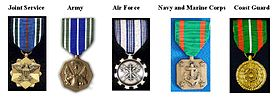 Image illustrative de l'article Achievement Medal