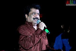 Pandiarajan Indian actor