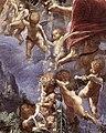 Adam Elsheimer - Heilige Familie mit dem Johannesknaben und Engeln (Detail) - WGA7497.jpg