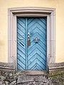 Adelsdorf Schloss Turm Tür 2180411.jpg