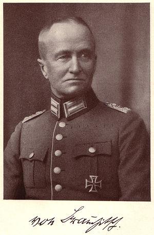 Adolf von Brauchitsch - Generalmajor Adolf von Brauchitsch