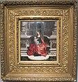 Adriaen isenbrandt, madonna in trono col bambino, XVI sec. 01.JPG