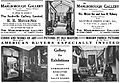 Advertising for the Marlborough Gallery American Art News Vol. 11, No. 30, 10 May 1913, p. 6.jpg
