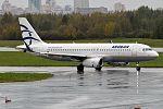 Aegean Airlines, SX-DND, Airbus A320-232 (29277769554).jpg