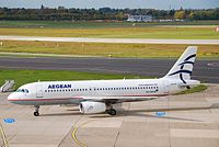 SX-DVR - A320 - Olympic Air