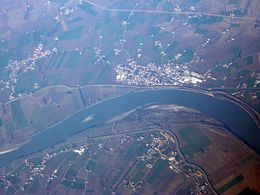 Aerial view of Melara Italy.jpg