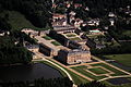 Aerial view of the Château de Dampierre.jpg