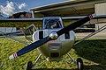 Aeronca L-16 7BCM Feldkirchen in Kärnten 141226a.jpg
