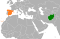 Afghanistan Spain Locator.png