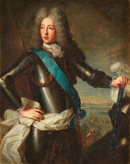 Louis Henri, Duke of Bourbon Prince of Condé, Duke of Bourbon,