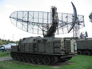 Agata radiolocation station at the Muzeum Polskiej Techniki Wojskowej in Warsaw (1).JPG