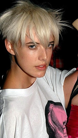 Agyness Deyn - Deyn in 2007