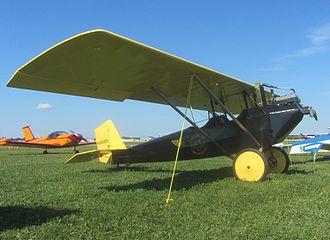 Pietenpol Air Camper - Air Camper with a Ford Model A engine