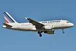 Airbus A319-100 Air France (AFR) F-GRHB - MSN 985 (9900171293).jpg