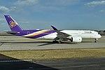 Airbus A350-941 'HS-THC' Thai Airways (47521707912).jpg