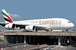 Airbus A380-861 Emirates A6-EEM (14073570190).jpg