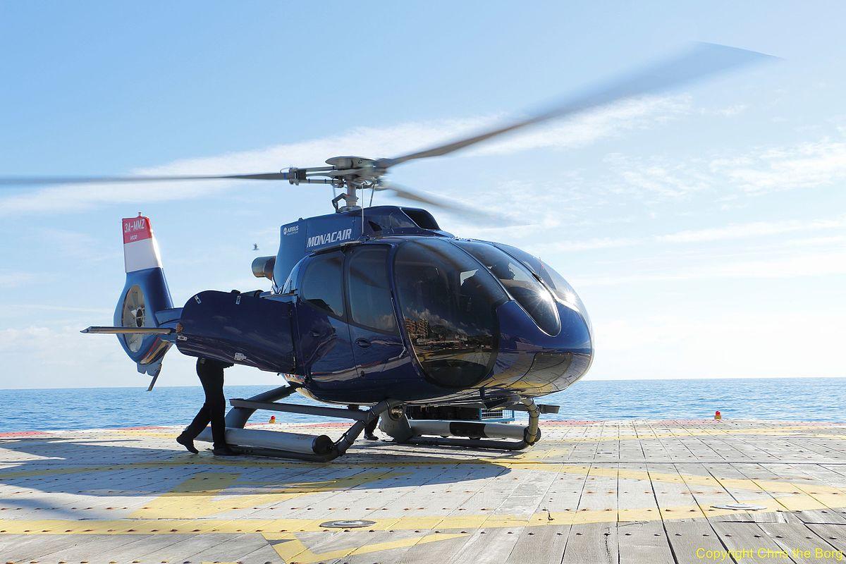 Monaco Heliport - Wikipedia
