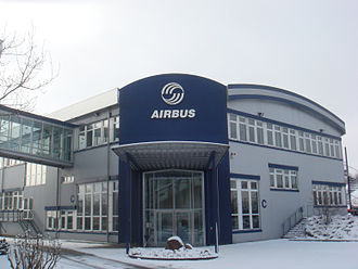 Buxtehude - Airbus site at Buxtehude