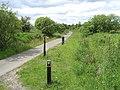 Airdrie - Bathgate railway - geograph.org.uk - 1074279.jpg