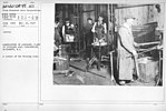 Airplanes - Manufacturing Plants - Manufacture of aircraft; Plant of Standard Aero Corporation, Elizabeth, N.J. A corner of the brazing room - NARA - 17340220.jpg