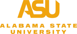 Alabama State University logo.png