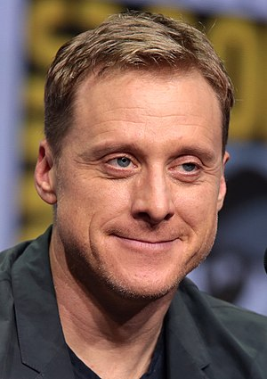 Alan Tudyk - Tudyk at the 2017 San Diego Comic-Con