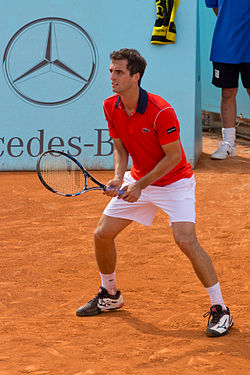 Albert Ramos - Masters de Madrid 2015 - 01.jpg
