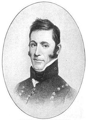 Norwich, Vermont - Alden Partridge, ca. 1817