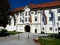 Aldersbach Kloster - Klosterpforte 1.jpg
