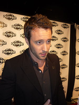 Italiano: Alex O'Loughlin @ 2009 Outfest Legac...