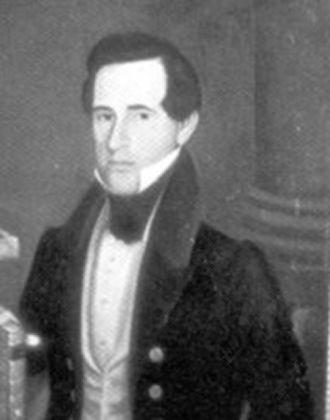 Alexander McNutt (governor) - Image: Alexander G. Mc Nutt