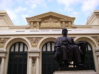 Alexandria Opera House - Alexandria Opera House, also known as Sayyed Darwish Theatre (and formerly Mohamed Aly Theatre).