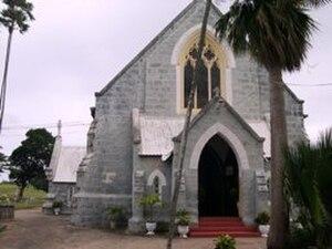 Saint Peter, Barbados - All Saints' Anglican Chapel