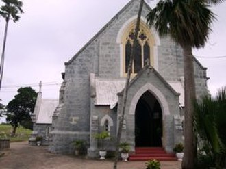 All Saints Chapel of Ease (Anglican) - All Saints' Church