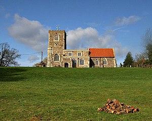 Soulbury - Image: All Saints Church Soulbury geograph.org.uk 350157