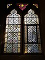 All Saints Church West Stourmouth Kent England - two light stained glass window 2.jpg