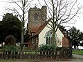 All Saints church, Theydon Garnon, Essex - geograph.org.uk - 119869.jpg