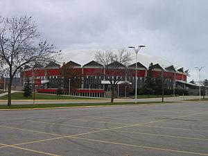 Alliant Energy Center - Outside