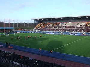 Saracens F.C. - The new Allianz Park