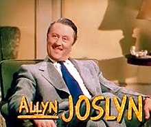 Allyn Joslyn in I Love Melvin trailer.jpg