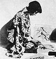 Alma Karlin v japonski noši.jpg