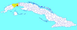 Alquízar Municipality in Artemisa, Cuba