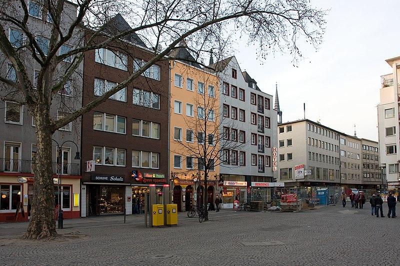 Alter Markt Köln Kneipen