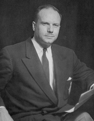 Progressive Conservative leadership election, 1967 - Image: Alvin Hamilton