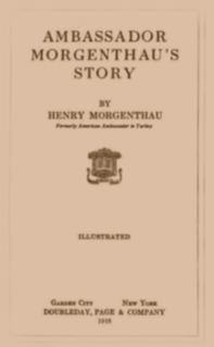 book by Henry Morgenthau